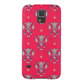 Vintage ethnic tribal aztec ornament case for galaxy s5