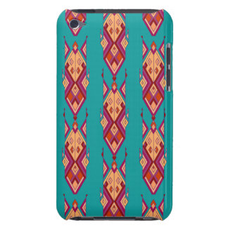 Vintage ethnic tribal aztec ornament Case-Mate iPod touch case