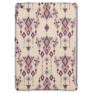 Vintage ethnic tribal aztec ornament cover for iPad air