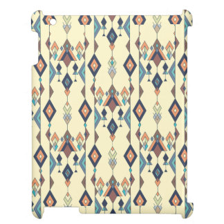 Vintage ethnic tribal aztec ornament cover for the iPad