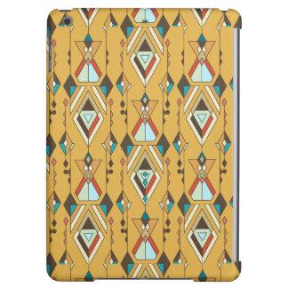 Vintage ethnic tribal aztec ornament iPad air cases