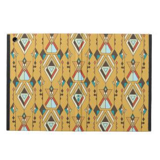 Vintage ethnic tribal aztec ornament iPad air cover