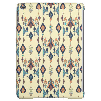 Vintage ethnic tribal aztec ornament iPad air covers