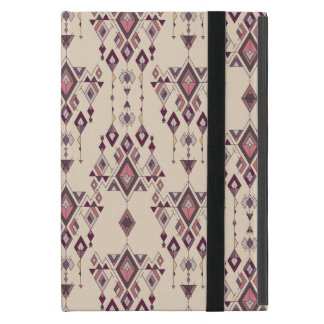 Vintage ethnic tribal aztec ornament iPad mini cover