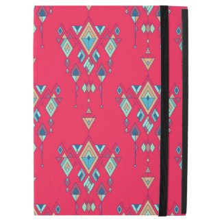 "Vintage ethnic tribal aztec ornament iPad pro 12.9"" case"