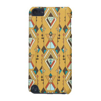 Vintage ethnic tribal aztec ornament iPod touch 5G cases