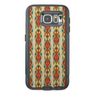 Vintage ethnic tribal aztec ornament OtterBox samsung galaxy s6 case