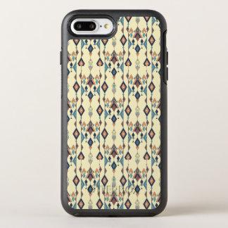 Vintage ethnic tribal aztec ornament OtterBox symmetry iPhone 8 plus/7 plus case
