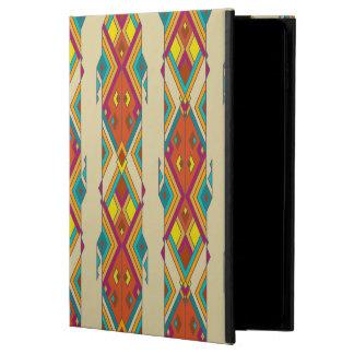 Vintage ethnic tribal aztec ornament powis iPad air 2 case