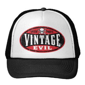 Vintage Evil 0011 Trucker Hat