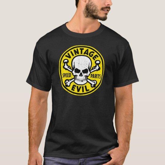Vintage Evil 0071 T-Shirt