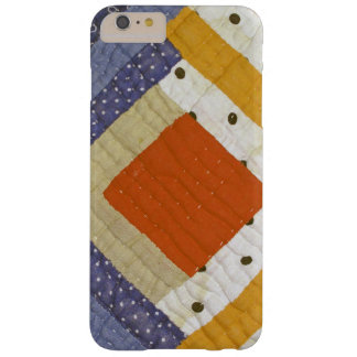 Vintage Fabric Patchwork Barely There iPhone 6 Plus Case