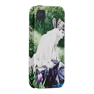 Vintage Fairy Case-Mate Case Vibe iPhone 4 Covers
