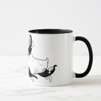 Vintage Fairy Tale Illustrated Hobyah Sprite Mug