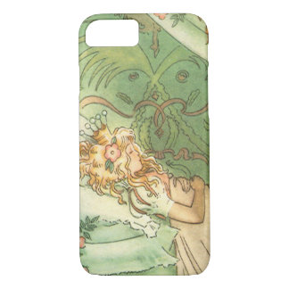 Vintage Fairy Tale, Sleeping Beauty Princess iPhone 8/7 Case