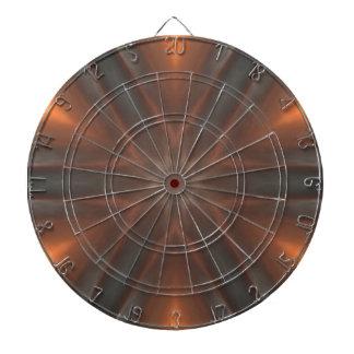 vintage fall handkerchief pattern dartboard