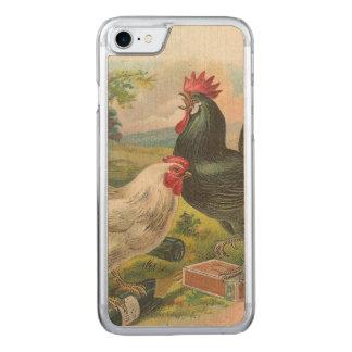 Vintage Farm Carved iPhone 8/7 Case