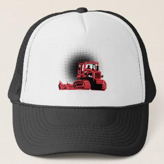 Vintage Farm Tractor Trucker Hat