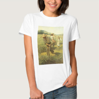 Vintage Farmers, Back to the Farm by NC Wyeth T Shirts