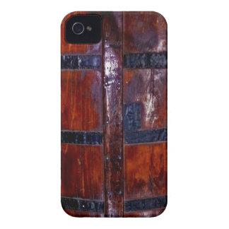 Vintage Faux Wood Chest Motif Case-Mate Case