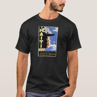Vintage Federal Theatre Project Haiti Harlem WPA T-Shirt