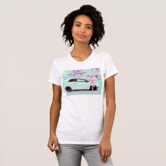 Vintage Fiat Ad T-Shirt
