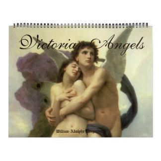 Vintage Fine Art, Victorian Era Angels Calendar