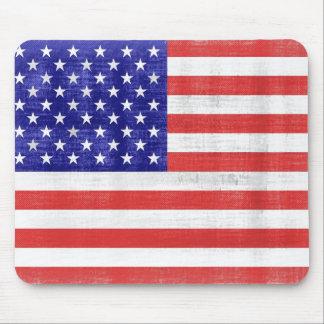Vintage Flag United States Mousepad