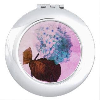Vintage-Floral-Art_Lavender_Gift-ware-Compact Vanity Mirror
