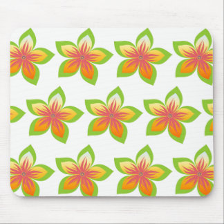 Vintage floral cute yellow roses Mousepads