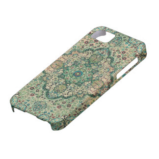 Vintage Floral Design Persian Carpet Motive iPhone 5 Cover