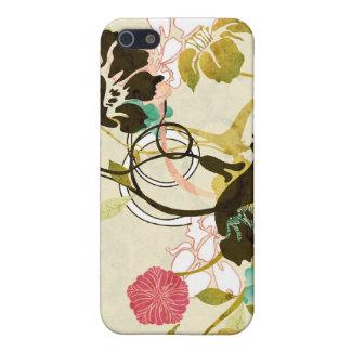 Vintage floral design Speck Case