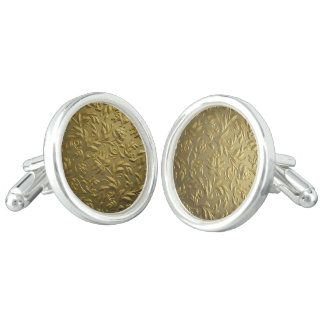 vintage,floral,gold,elegant,chic,beautiful,antique cufflinks