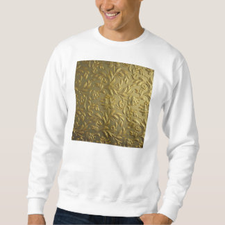 vintage,floral,gold,elegant,chic,beautiful,antique sweatshirt
