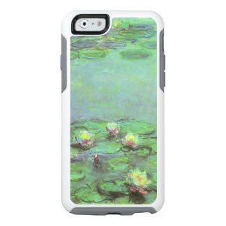 Vintage Floral Impressionism, Waterlilies by Monet OtterBox iPhone 6/6s Case