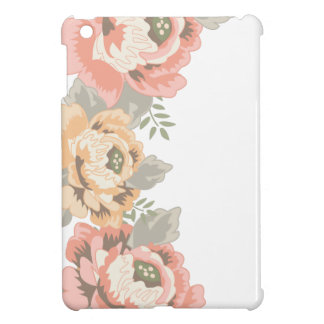 Vintage Floral iPad Mini Covers