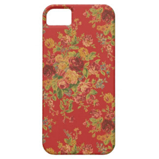 Vintage Floral iPhone 5 Case