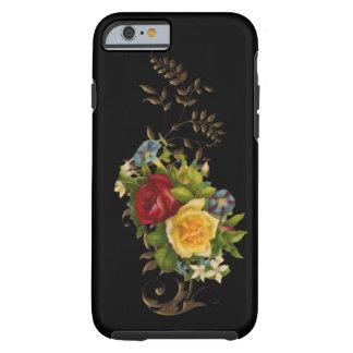 Vintage Floral iPhone 6 Case Tough iPhone 6 Case