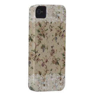 Vintage Floral Lacy Lady Blackberry Bold Case