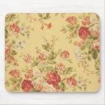 vintage Floral Mousepads