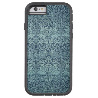 Vintage Floral Rabbit Pattern Tough Xtreme iPhone 6 Case
