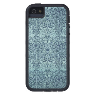 Vintage Floral Rabbit Pattern Case For The iPhone 5