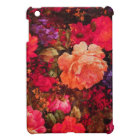 Vintage Floral Wallpaper Pattern Cover For The iPad Mini