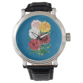 Vintage floral watches