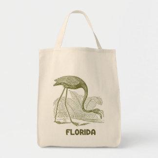 Vintage Florida Canvas Tote