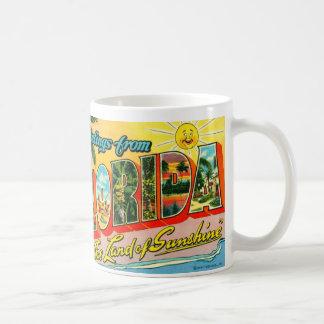 Vintage Florida Mug