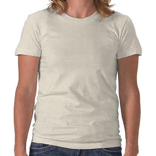 Vintage Flower Girl Ladies Organic Shirt