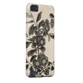Vintage Flower Grunge iPod Touch (5th Generation) Case