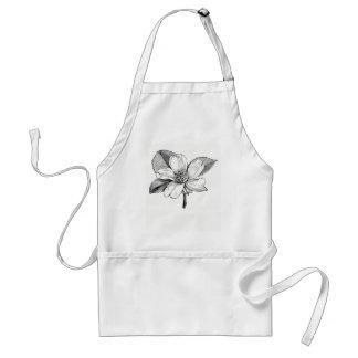 Vintage Flower Standard Apron