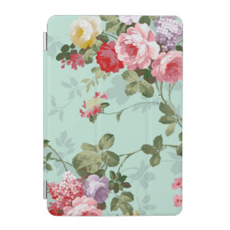 Vintage flowers iPad Cover